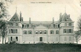 Château De DIVONNE LES BAINS - Divonne Les Bains