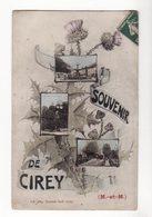 54  CIREY   Carte Souvenir - Cirey Sur Vezouze