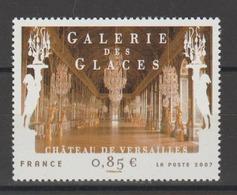 FRANCE / 2007 / Y&T N° 4119 ** : Château De Versailles (Galerie Des Glaces) - Gomme D'origine Intacte - France