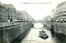 Rennes (35) : Les Quais Pris Du Pont De Berlin - Rennes