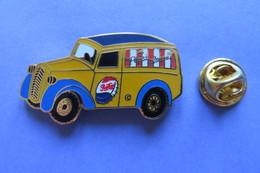 Pin's, PEPSI COLA, Pepsi Please, Oldtimer Car, - Trademarks