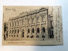 AK   URUGUAY   MONTEVIDEO   1901 - Uruguay