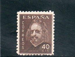 ESPAGNE 1945 ** - 1931-50 Neufs