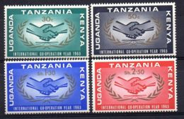 TANZANIE ( POSTE ) : Y&T  N° ????  TIMBRES  NEUFS  AVEC  TRACE  DE  CHARNIERE  . - Tanzanie (1964-...)