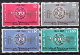 OUGANDA ( POSTE ) : Y&T  N° ????  TIMBRES  NEUFS  AVEC  TRACE  DE  CHARNIERE  . - Ouganda (1962-...)