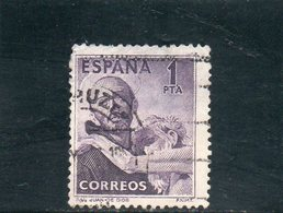 ESPAGNE 1950 O - 1931-Oggi: 2. Rep. - ... Juan Carlos I