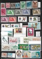 Hungarian Postwar 36 Pieces 1940-1973 (f 192) - Collections