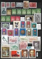 Hungarian Postwar 45 Pieces 1940-1974 (f 193) - Collections