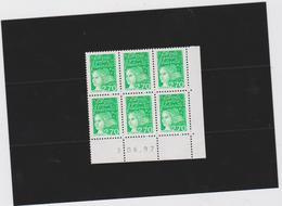 FRANCE MARIANNE DE LUQUET  1 COIN DATE CD3091 (6t 2.70 F) Date 03.06.97 - Esquina Con Fecha