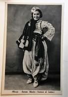 AK  ALBANIA  FOLK  ETHNIC  COSTUME - Albanien