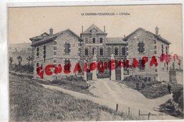 42 - LE CHAMBON FEUGEROLLES- L' HOPITAL  - EDITEUR DARVES BLANC SAINT ETIENNE - Le Chambon Feugerolles