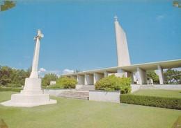 Postcard Kranji War Memorial Singapore  My Ref  B23181 - Singapore