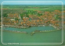 Volendam (Noord Holland, Paesi Bassi) Aerial View, Vue Aerienne, Luftansicht, Veduta Aerea - Volendam