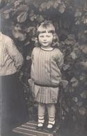 Kleines Mädchen, Fotokarte Ungel.1958, Gute Erhaltung - Kinder