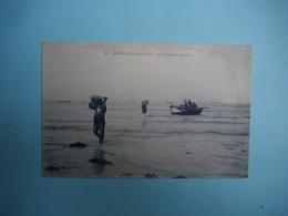 METIERS  -  Pêche  -  Débarquement Du Poisson  - Arrivée Des Canots - Fischerei