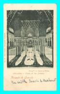 A725 / 459   Timbre Comunicaciones 10 Centimos Espana Sur Carte Alhambra - Storia Postale