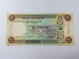 Siria 50 Pounds 1990 - Syrie