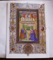 VATICAN 2018, Folder LA BIBBIA NUOVO TESTAMENTO 23 NOVEMBER 2018 - Vaticano