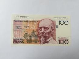 BELGIO 100 FRANCS - [ 2] 1831-... : Royaume De Belgique