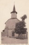 23 - Saint-Priest-la-Feuille - L'Eglise - France