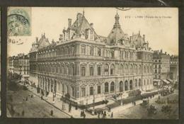 CP-LYON - Palais De La Bourse - Lyon