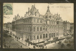 CP-LYON - Palais De La Bourse - Altri