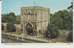 Postcard - Abbey Gate, Bury St. Edmunds - Unused Very Good - Cartoline