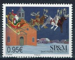 Saint Pierre And Miquelon, Christmas, 2018, MNH VF - St.Pierre & Miquelon
