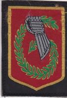 Écusson Tissu Militaire Ou Autre:  (Fmt Largeur 05 Hauteur 07) - Ecussons Tissu