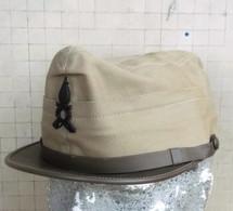 Berretto Da Servizio E.I. Anni '60 Fanteria Tg. 56 Marcato Mai Usato - Headpieces, Headdresses
