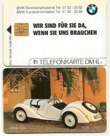 Deutschland / Germany Telefonkarte 1993 O 156 07.93 - OLDTIMER - Deutschland