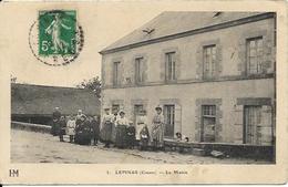 LEPINAS, La Mairie - Sonstige Gemeinden