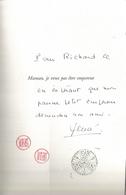 Dédicace De Françoise Xénakis - Maman, Je Veux Pas Être Empereur - Livres, BD, Revues