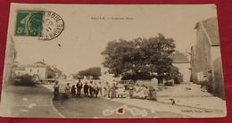 70 - Saulx - ( Haute Saône ) - Grande Rue ::: ( Voir état ) :::: Animation -------------- 478 - France