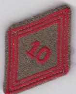 Écusson Tissu Militaire Ou Autre:  (Fmt Largeur 04 Hauteur 07) - Ecussons Tissu
