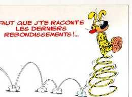 BATEM Marsupilami N°94 Faut Que Je Te Raconte Les Derniers Rebondissements - Künstlerkarten