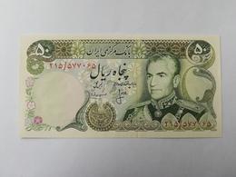 IRAN 50 RIALS 1974 - Iran