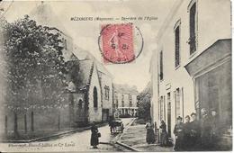 MEZANGERS, Derrière De  L'église - Frankreich