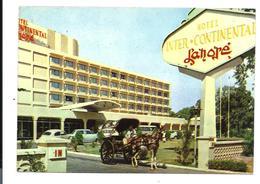 LAHORE - Pakistan - INTER-CONTINENTAL Hôtel - Années 60 - Vente Directe X - Pakistan