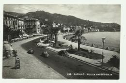 RAPALLO - NUOVA PASSEGGIATA  VIAGGIATA FP - Genova (Genua)