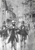 [MD2363] CPM - MARX - MARZO 1848 ESPULSO DAL BELGIO E' SCORTATO ALLA FRONTIERA DALL POLIZIA - Non Viaggiata - Personaggi
