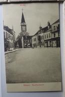 AK Hirson Nordfrankreich - Kirche Feldpost 1916 Gebraucht #PF311 - France