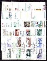 Corée Du Sud 26 Blocs-feuillets Neufs ** MNH 1959/1966. Bonnes Valeurs. TB. A Saisir! - Corée Du Sud