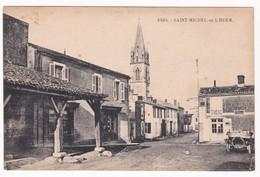 CPA - 85 - VENDEE - SAINT MICHEL EN L'HERM - Saint Michel En L'Herm