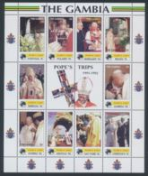 Gambie 1991 Jean Paul II MNH - Non Classés