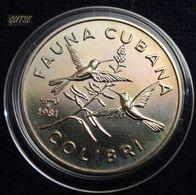 CUBA/KUBA  5 PESOS 1981 COLIBRI' - Cuba