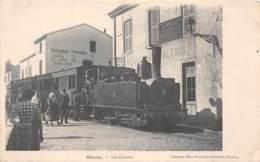 42 - LOIRE / Roanne - 421645 - Les Canaux - Superbe Plan Tramway - Bureau Octroi - Roanne