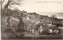 SAINT VALERY SUR SOMME - Le Romerel , Vu Du Calvaire    (92065) - Saint Valery Sur Somme