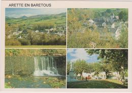 Pyrénées  Atlantique :  ARETTE  En Baretous   ( Estialescq  éditeur ) - Francia