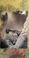 TAJIKISTAN -  Pamir Mountains - Grum-Gržimailo - Old Soviet Postcard 1956 Mountaineering Alpinisme - Tajikistan